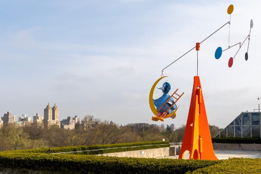 The Met's Annual Rooftop Garden Exhibit Is Getting A 'Sesame Street' Twist This Year