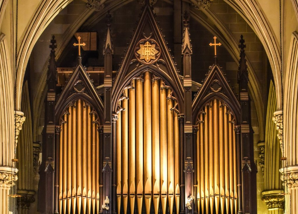 Watch Charlie Chaplin's Iconic Film 'The Kid' Accompanied By Live Music On A 153-Year-Old NYC Organ