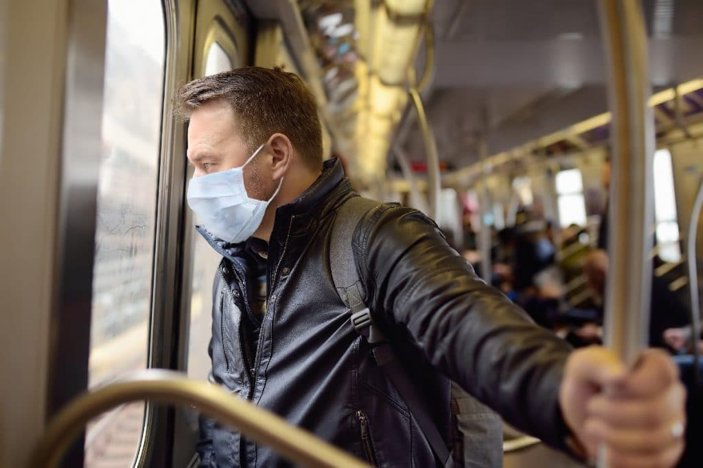 What The New CDC Outdoor Mask Rules Mean For NYC
