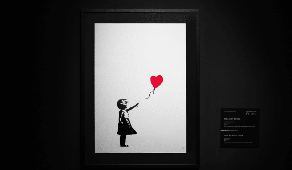 Get Tickets To NYC's New Multisensory Exhibit On Legendary Street Artist Banksy