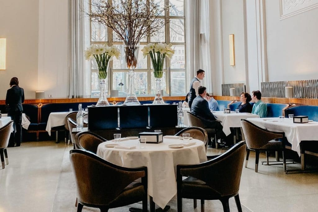 NYC Fine Dining Icon Eleven Madison Park Officially Reopened As 100% Vegan