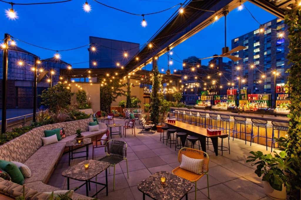NYC's Outdoor Dining Curfew Officially Ends Today