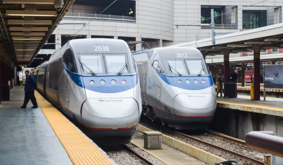A New 200 MPH Train Is Being Planned To Connect NYC, Long Island & Boston