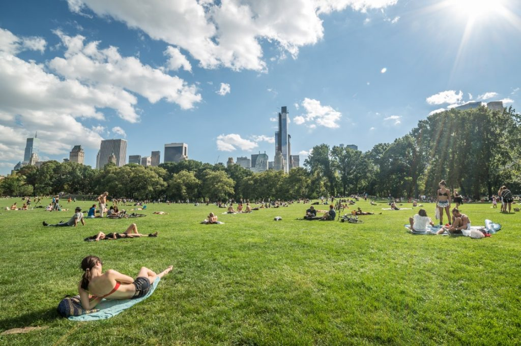 NYC Will Get A Taste Of Summer With 80-Degree Temps All Week
