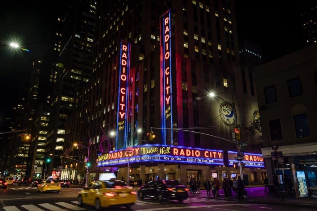 Radio City Music Hall Will Reopen At 100% Capacity This Saturday