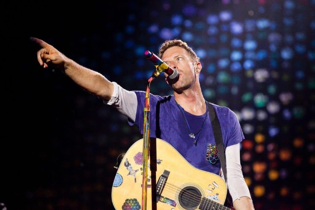 Win Free Tickets To A Special Coldplay Performance Tomorrow In Queens