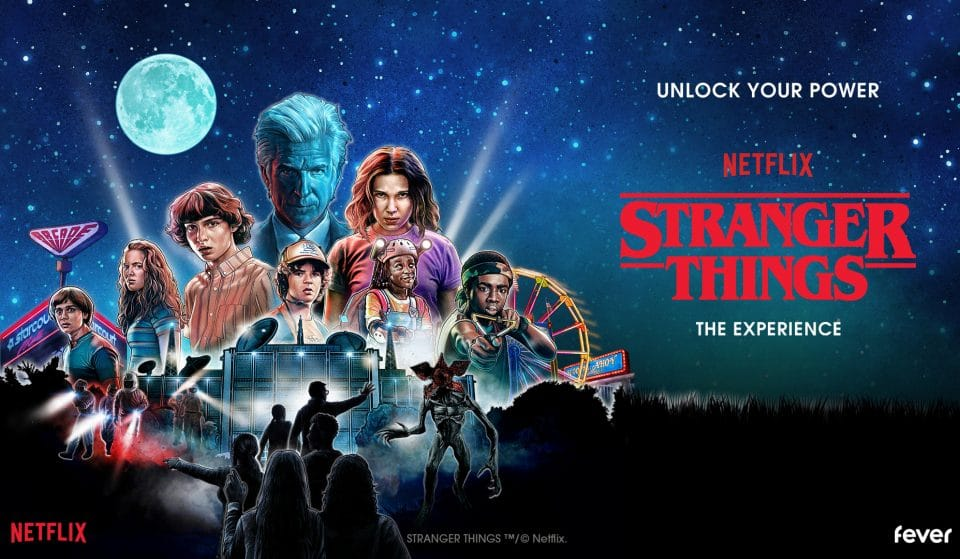 Tickets Are Now On Sale To The Mind-Bending Stranger Things Experience Coming To NYC Next Spring