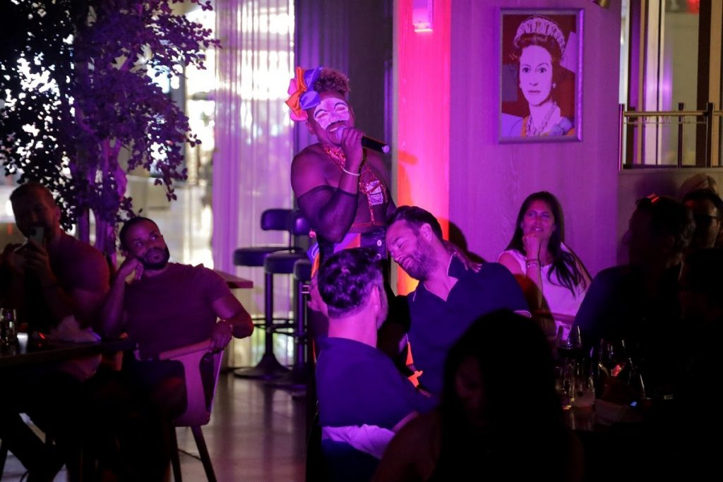 Enjoy Dinner And Drag In Manhattan's Most Exciting Neighborhood