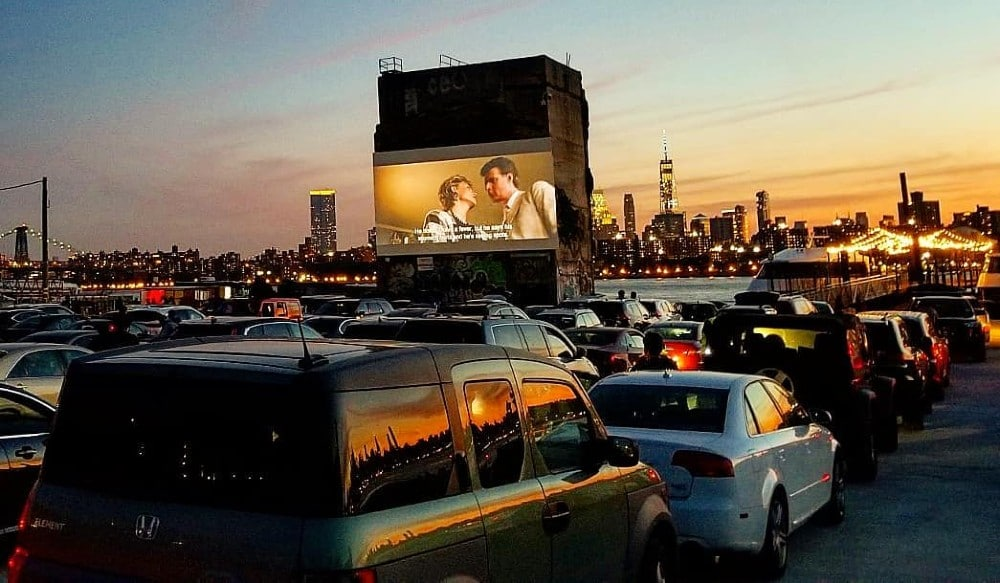 12 Spots To Catch An Outdoor Movie This Summer In NYC