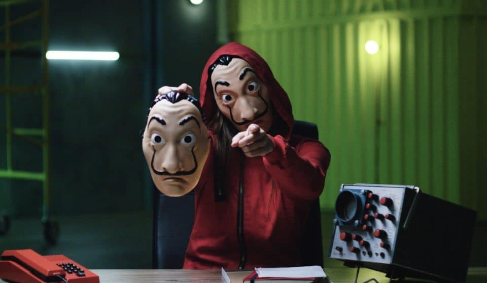 """This New Immersive """"Money Heist"""" Experience Is Coming Soon To NYC"""