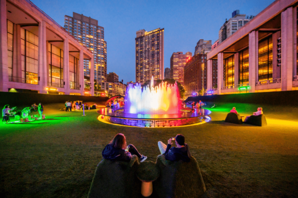 15 Colorful Art Installations Across New York City Honoring PRIDE Month