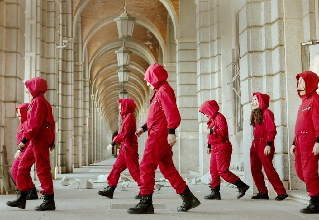 Tickets To NYC's Epic 'Money Heist' Experience Are Now On Sale!
