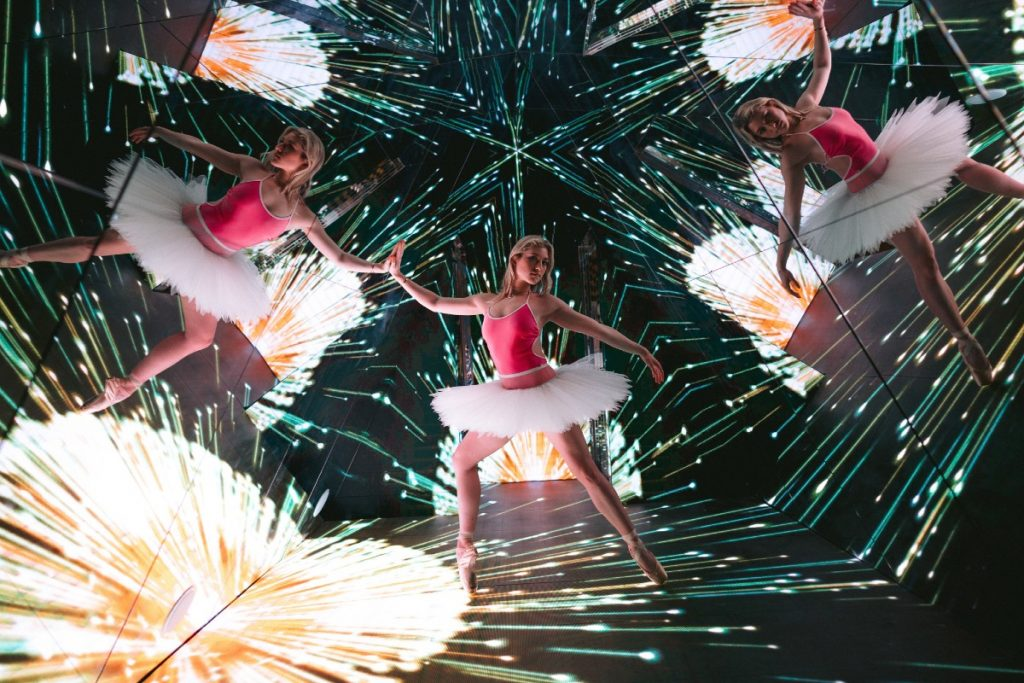 Journey Into This Magical NYC Exhibit That Will Light Up Your Senses