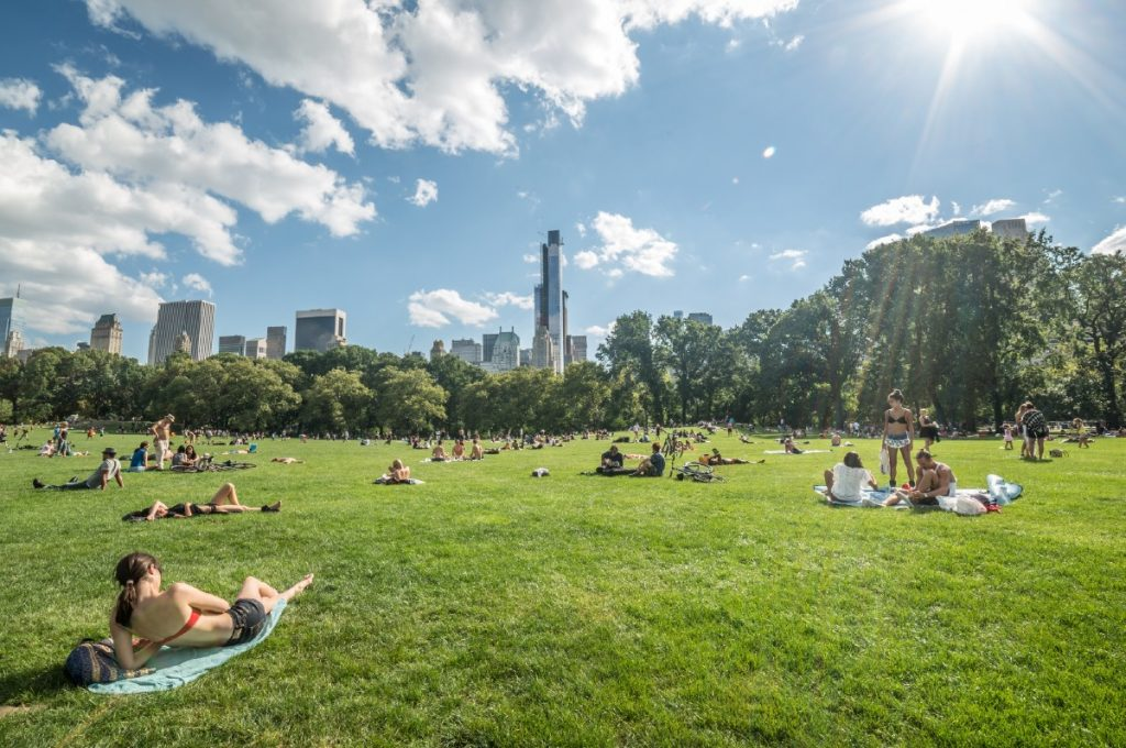 NYC's Blistering Heat Wave Will Finally End After Wednesday