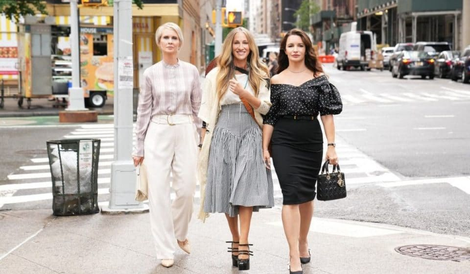 Everywhere The Sex And The City Reboot Has Filmed In NYC So Far