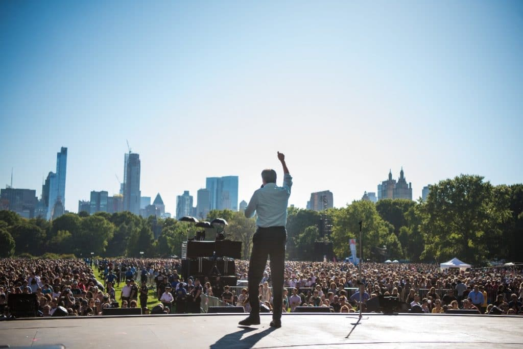 NYC Will Host 5 Massive Free Concerts This August To Celebrate The City's Comeback