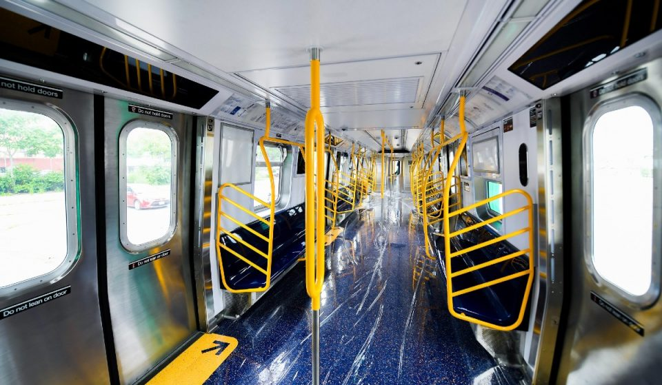 MTA Just Unveiled Brand New State-Of-The-Art Subway Cars To Replace Outdated Fleet