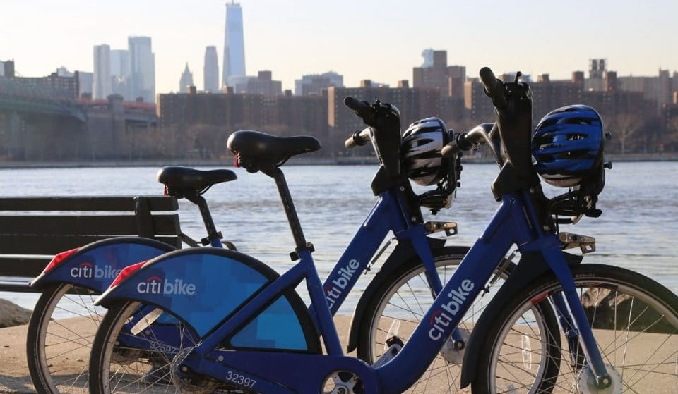 Citi Bike Is Giving Out Free Day Passes To New Yorkers On Saturday