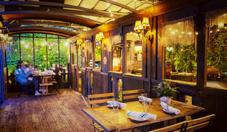 This Dreamy Secret Garden Rooftop Has Finally Reopened For Summer In NYC • Gallow Green