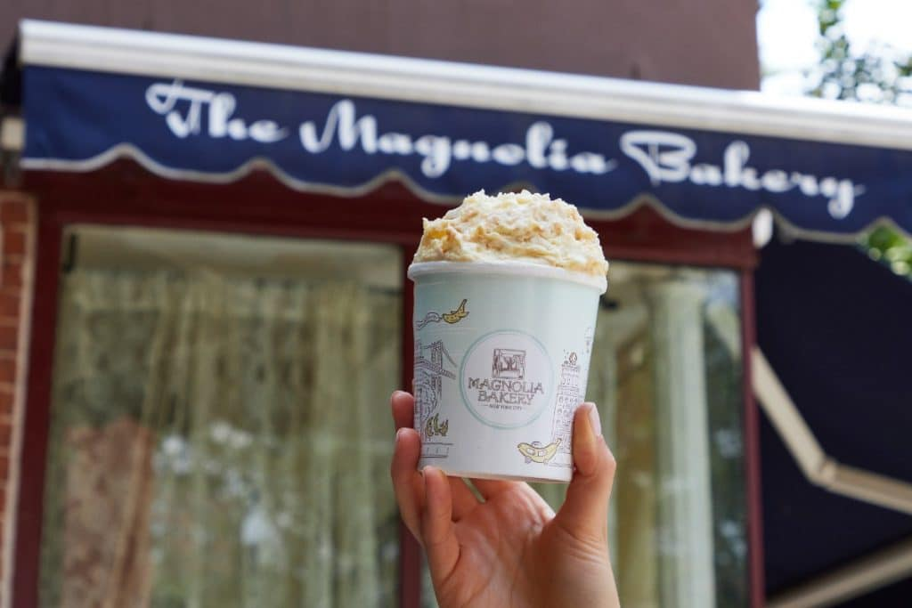 You Can Get Free Magnolia Bakery Banana Pudding In NYC This Weekend