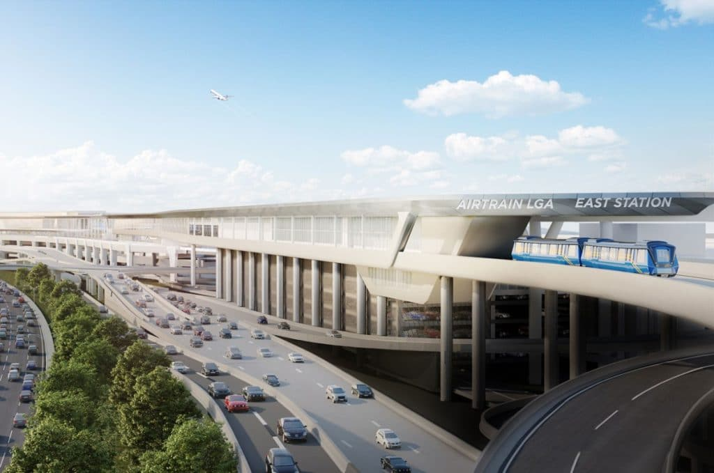 Construction Has Finally Been Approved For LaGuardia's New $2.1 Billion AirTrain