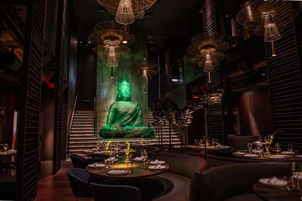 Trendy Parisian Lounge Buddha-Bar Finally Opens NYC Outpost