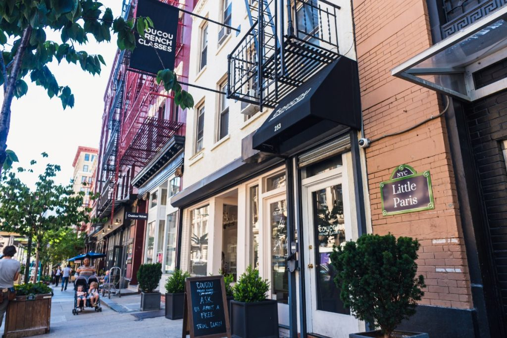 NYC Now Has Its Own 'Little Paris' Neighborhood
