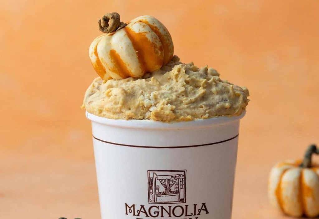 Magnolia Bakery's Pumpkin Spice Banana Pudding Is Back For Fall