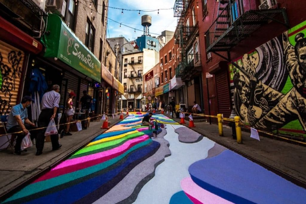 8 Incredible Murals Currently Coloring NYC's Streets