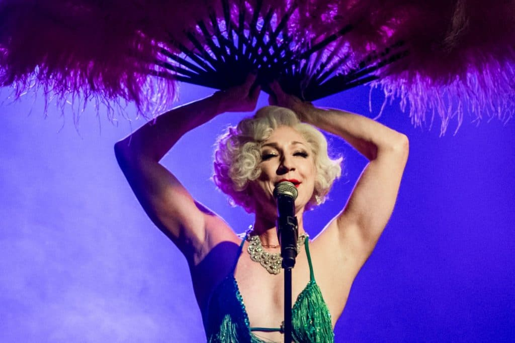 Explore The Dazzling Depths Of NYC Nightlife At This Critically-Acclaimed Cirque Variety Show