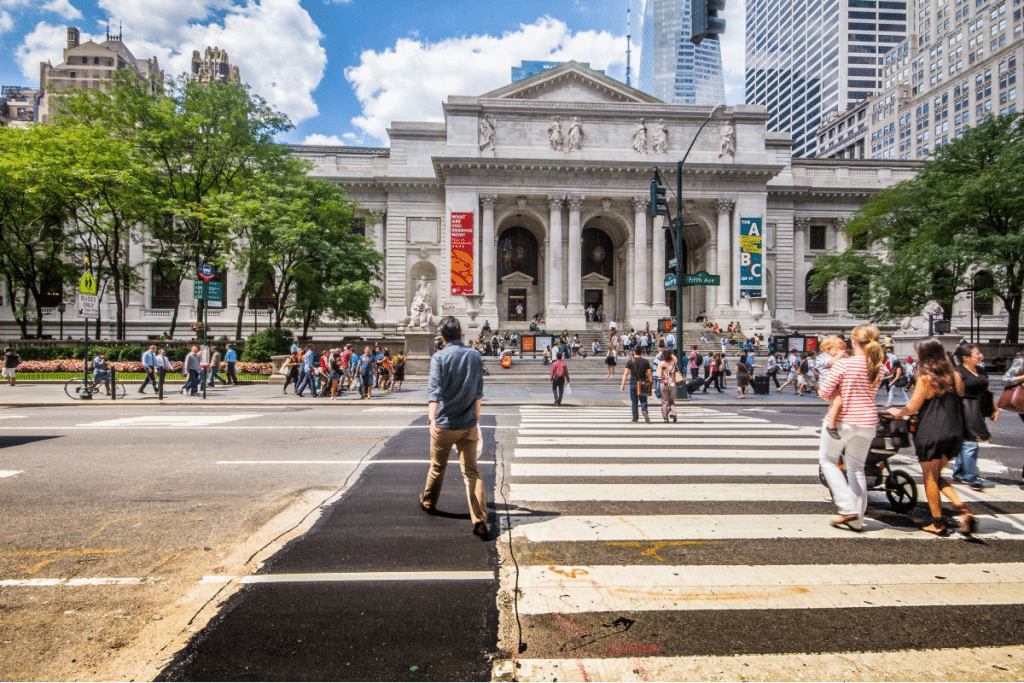 Where To Find All Of NYC's Cooling Centers