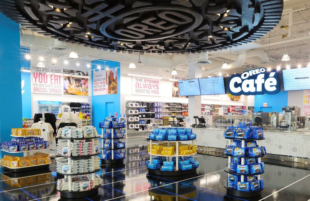The First-Ever 'OREO Café' Just Opened Right Outside Of NYC
