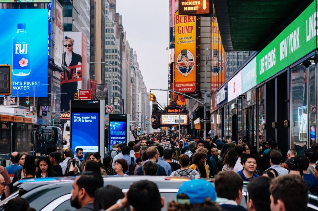 NYC's Population Increased By More Than 600K In The Past Decade