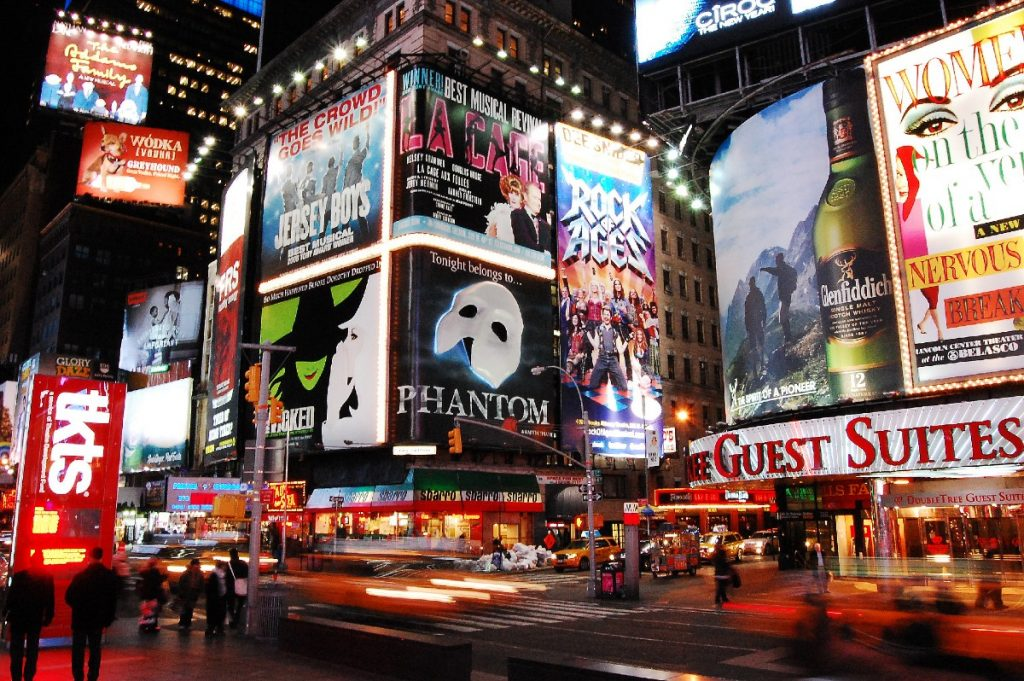 The First-Ever 'Museum Of Broadway' Will Open In NYC Next Summer