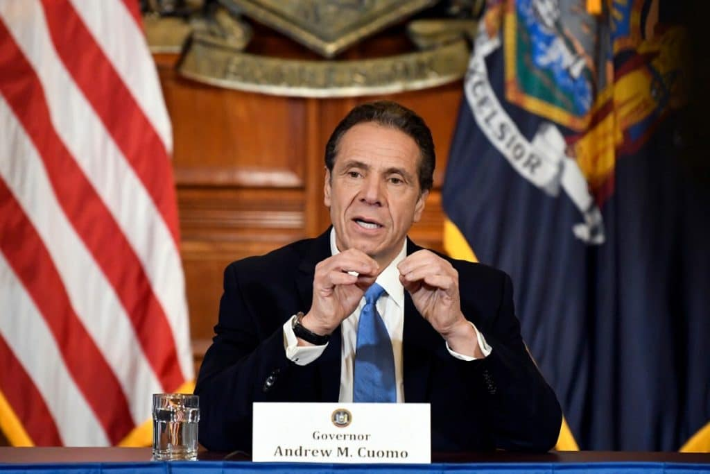 Andrew Cuomo Announces He Will Resign As Governor Of New York State