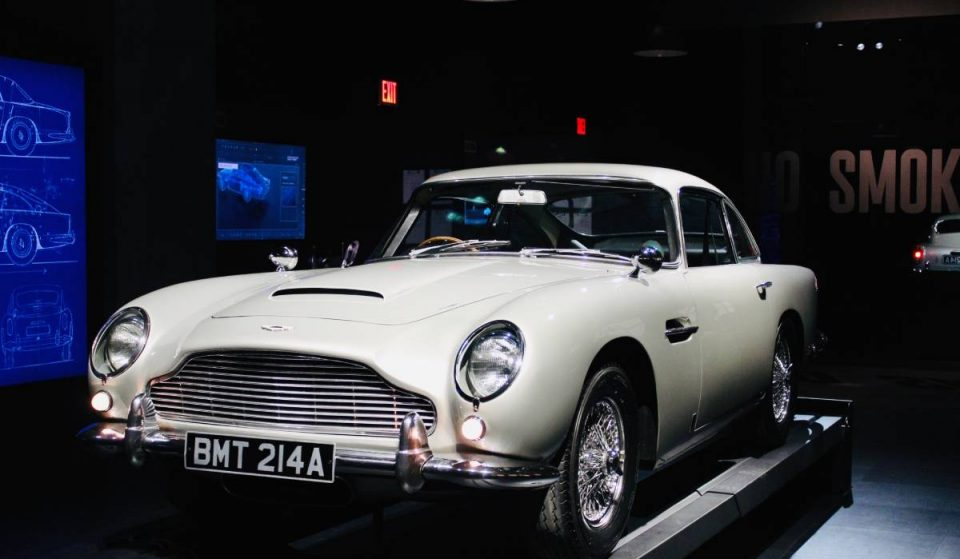 Discover Your Inner Spy At This Iconic James Bond Exhibition In NYC