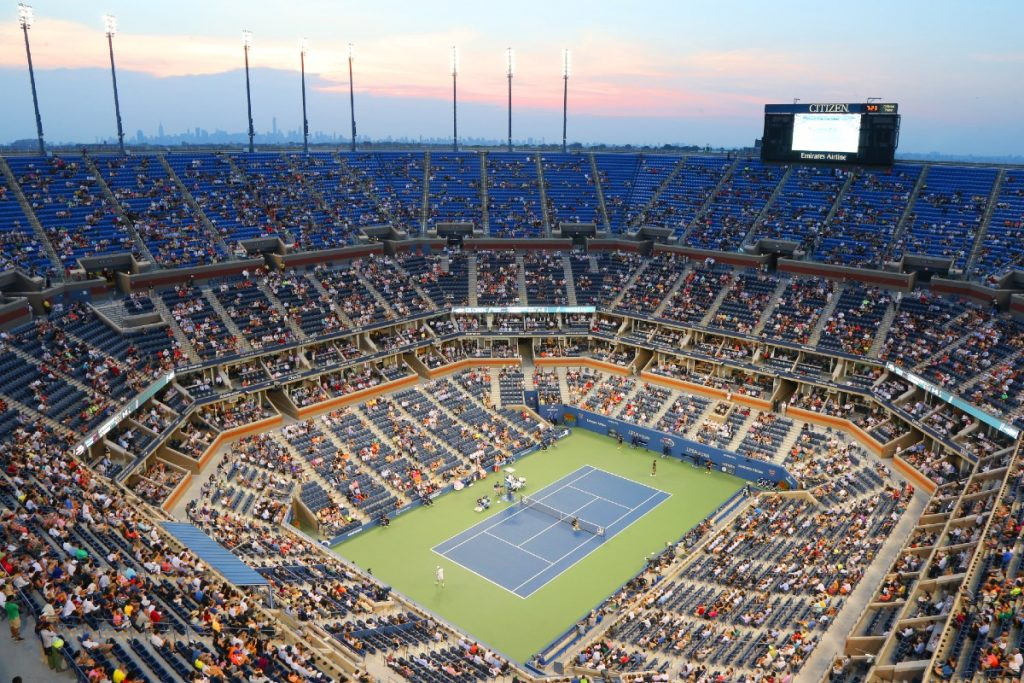 The US Open Kicks Off In Queens Today — And Fans Must Be Vaccinated To Attend