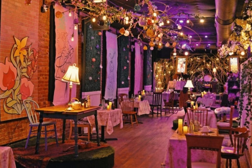 Go Absolutely Mad At This Wonderland-Themed Gin & Tea Party Coming To NYC