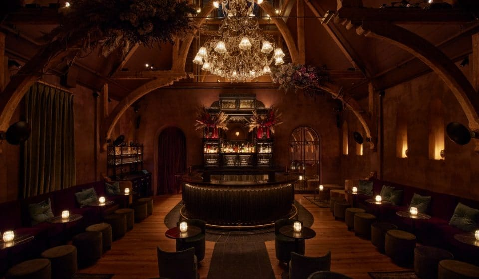 This Exclusive Cocktail Bar Is Located Inside A Stunning 19th Century Chapel In Flatiron