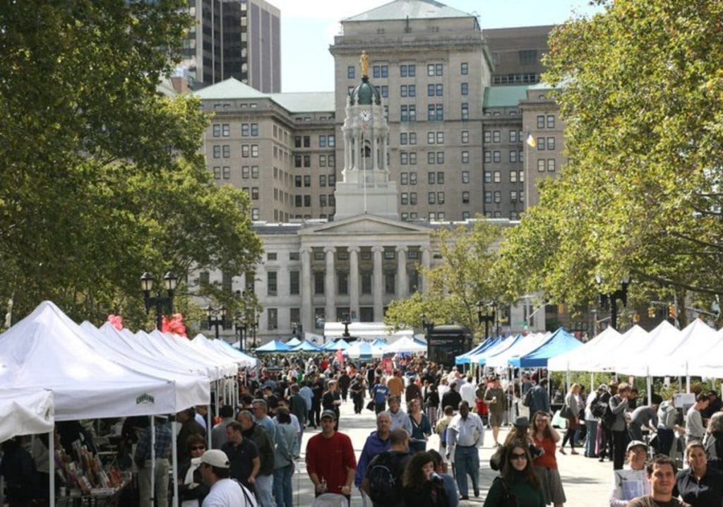 NYC's Beloved Brooklyn Book Festival Returns In-Person This Weekend