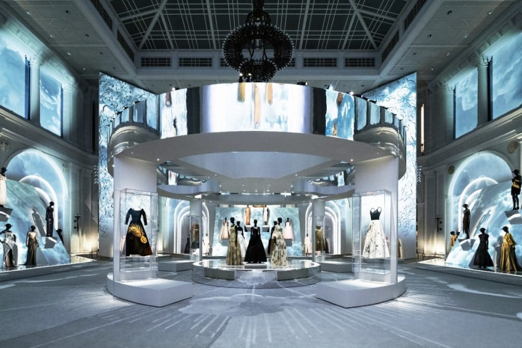 The Brooklyn Museum's Dazzling Dior Exhibit Is An Absolute Dream, & It's Now Open