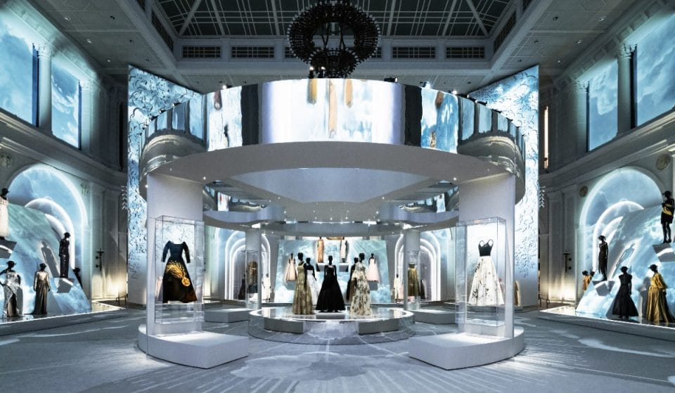 Get A First Look Inside The Brooklyn Museum's Dazzling Dior Exhibit
