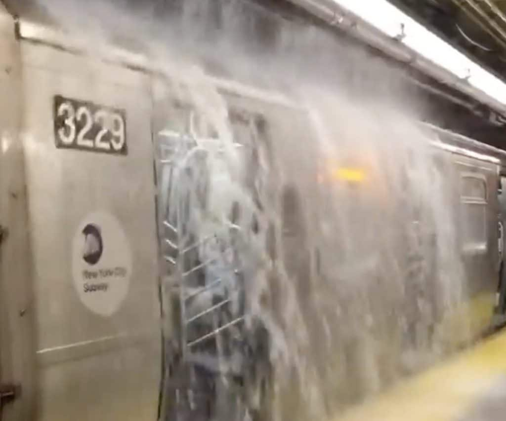 18 Jaw-Dropping Videos Of Hurricane Ida Flooding NYC