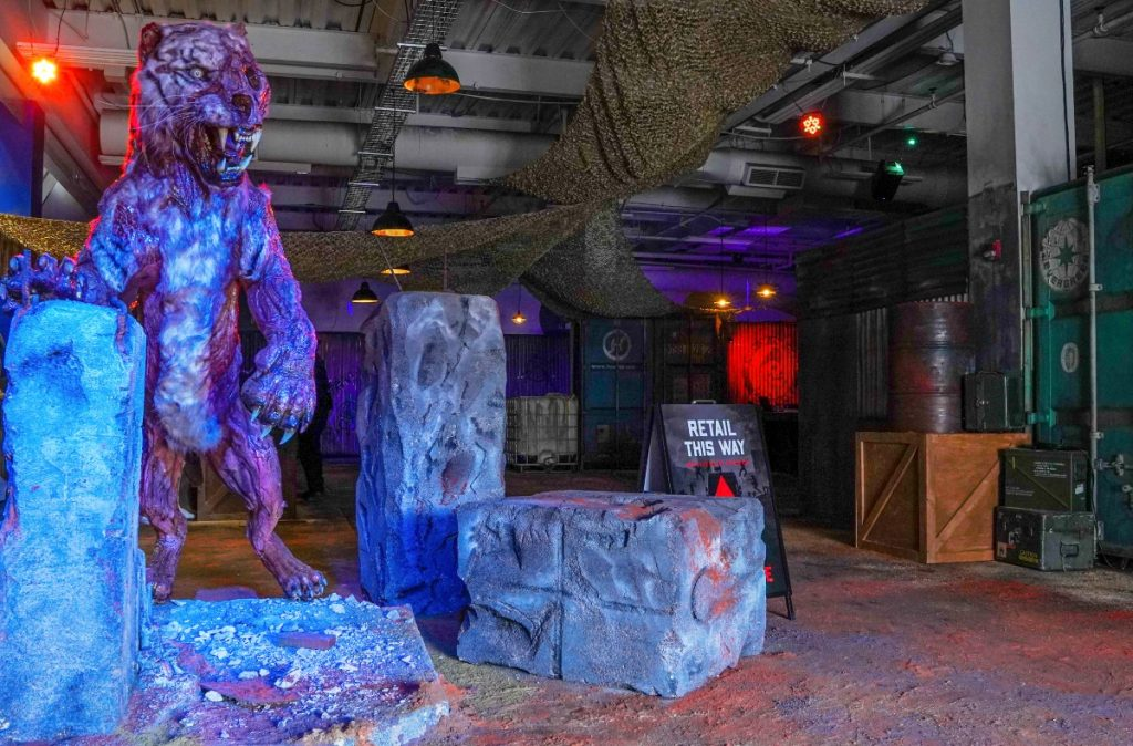 This Immersive 'Army Of The Dead' VR Experience Is Finally Open In NJ, & It's Mind-Blowing