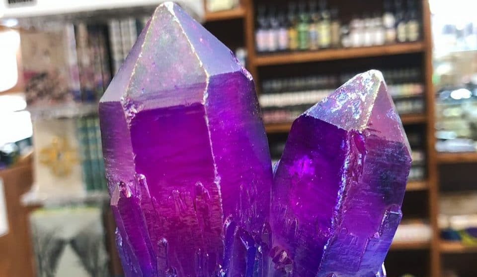 10 Amazing Crystal Shops For The Best ~Vibes~ In NYC