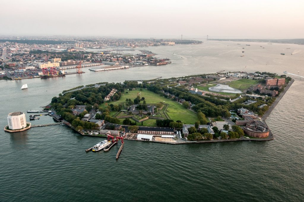 For The First Time Ever, Governors Island Will Be Open To The Public Year-Round