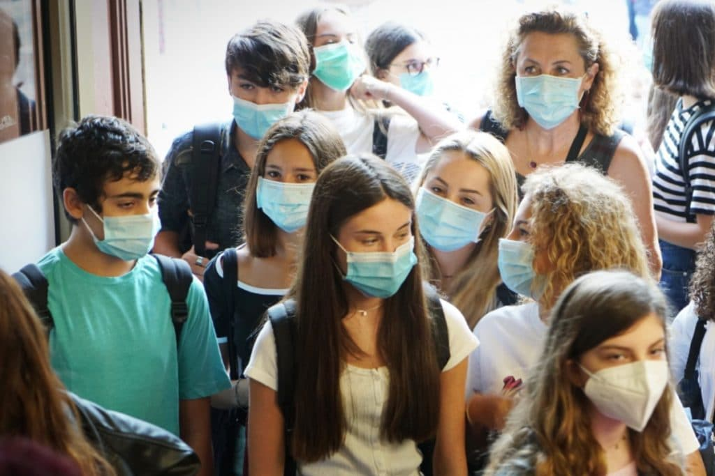 NYC Public School Students Participating In 'High-Risk' Extracurricular Activities Are Mandated To Receive The COVID-19 Vaccine