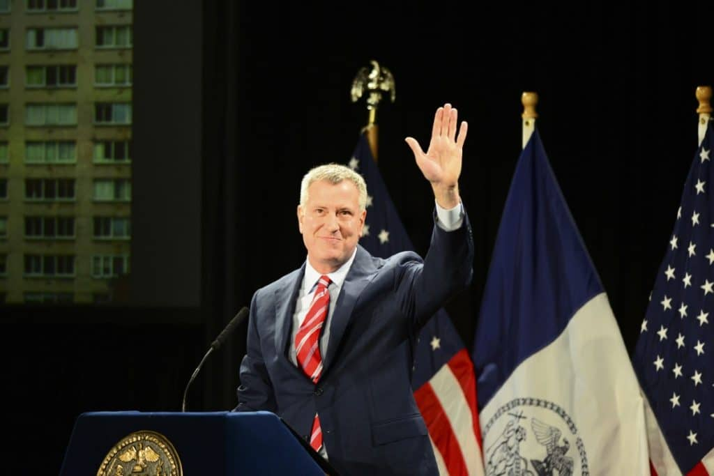 NYC Is Officially 'Back In Full Force,' De Blasio Announces