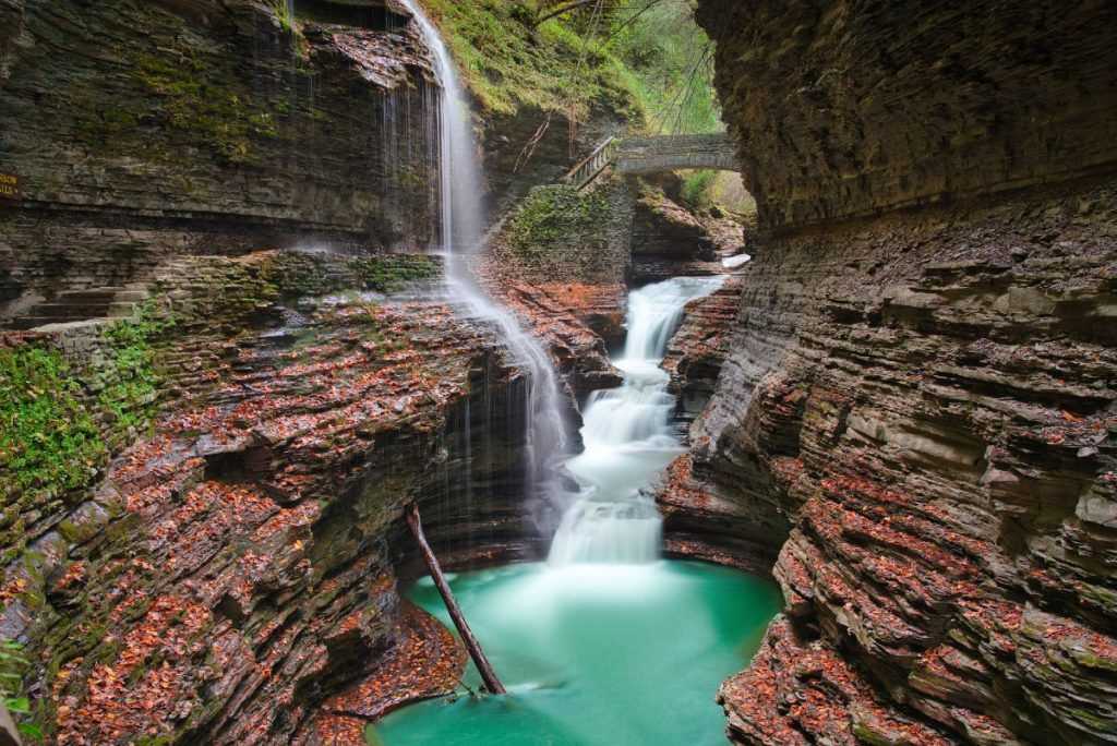 10 Picturesque Waterfalls To Visit In & Around NYC