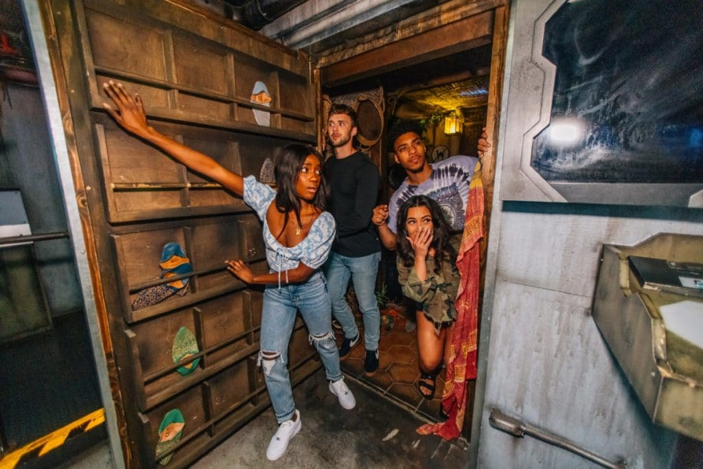 Beat The Clock And Make Your Way Out Of NYC's Most Epic Escape Room In-Store Or From Home